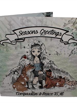 Christmas Greetings Card: Global Understanding