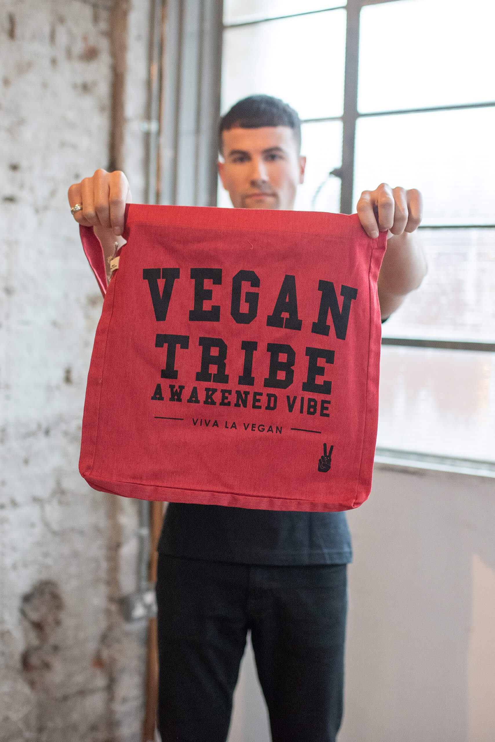 Vegan Tribe bag